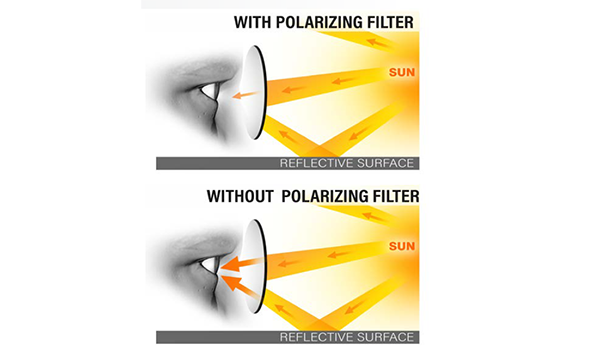 con Polarized lens